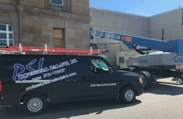 Professional Sealants Inc Onsite
